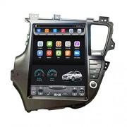 2011-2015 Kiaa Optima K5 12,1 Pouces Grand écran Tactile Vertical Voiture Android GPS Navigation multimédia vidéo Radio Joueur Bluetooth WiFi