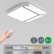 40 W LED plafond éclairage moderne plafonnier DIMM Bar plafonnier applique Éclairage intérieur Décoration unique design créatifs Acrylique endroit Abat-jour beau salon chambre lumières 2980 lm