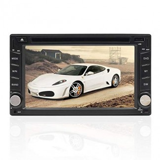 6,2″Lecteur DVD stéréo d'écran Tactile de Voiture de Navigation de Radio GPS Automatique l'appareil-Photo