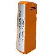 AEG AZE 036Batterie de rechange au lithium Pour allonger la durée de fonctionnement de l'aspirateur Ultrapower AG 5020/1