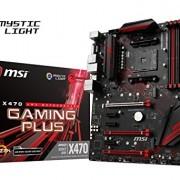 AMD X470 Gaming Plus Carte mère MSI AM4/ATX/PCI-E
