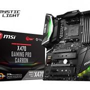AMD X470 Gaming Pro Carbon Carte mère MSI AM4/ATX/PCI-E
