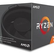 AMD YD2700BBAFBOX Processeur RYZEN7 2700 Socket AM4 4.1Ghz+20MB