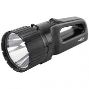 ANSMANN lampe torche portative à LED Future HS1000FR / Lampe portative à LED 5 W et 330 lumens utilisée comme lampe de secours, lampe de travail et bien plus encore. / Batterie Li-Ion intégrée, alimentation et chargeur inclus