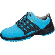 Abeba 31762-41 Uni6 Chaussures de sécurité bas ESD Taille 41 Bleu