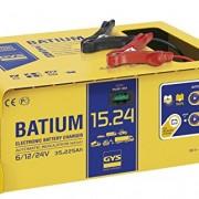 Abratools Batium 15/24 Chargeur de batterie automatique