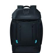 Acer Predator Utility Polyester Noir, Bleu Sac à Dos – Sacs à Dos (Polyester, Noir, Bleu, Uniforme, Unisexe, 43,9 cm (17.3″), Poche Frontale, Poche latérale)