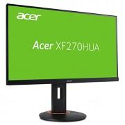 Acer XF270HUA 27″ Moniteur Noir/Orange (2560x 1440pixels, 144HZ, 4ms, Dual Link, DVI, HDMI 1.4/2.0, USB 3.0Hub)