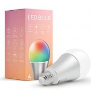 Aeotec par Aeon Labs Zw098Aeon Labs Ampoule à LED, Petit, Blanc [Classe énergétique A +]