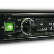 Alpine CDE-173BT Autoradios 200 W Bluetooth, En Façade