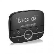 Alpine EZI-Dab-GO Voiture Numérique Noir Radio Portable – Radios Portables (Voiture, Numérique, Dab,Dab+, 87,6-107,9 MHz, 174-240 MHz, LCD)