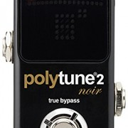 Amplis et effets TC Electronic POLYTUNE 2 NOIR Pédales accordeurs