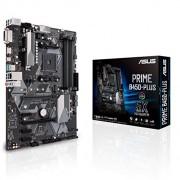 Asus Prime B450-PLUS Carte mère AMD Socket AM4