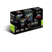 Asus ROG STRIX-GTX1060-6G-GAMING, Carte graphique Nvidia GeForce GTX 1060, 1873 MHz, 6GB GDDR5, 192-bit