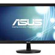 Asus VS228NE Ecran PC LED 21,5″ (54,6 cm) 1920 x 1080 5 ms VGA/DVI