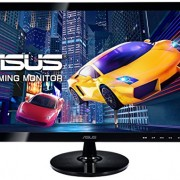 Asus VS248HR Écran Gaming 24″ (60,96 cm) 1920 x 1080 1 ms HDMI, DVI-D, VGA Ports 250 cd/㎡ – Noir