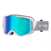Atomic – AN5105492 – Masque de Ski – Mixte Adulte – Blanc (White / Photochromic) – Taille unique