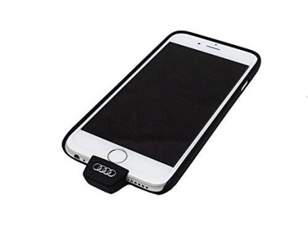 Audi 8W0051435 Coque de Charge Inductive pour Apple Iphone