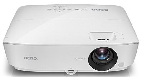Benq TH534 Projecteur de bureau 3300ANSI lumens 3LCD 1080p (1920×1080) vidéo-projecteur – Vidéo-projecteurs (3300 ANSI lumens, 3LCD, 1080p (1920×1080), 15000:1, 16:10, 1524 – 7620 mm (60 – 300″))