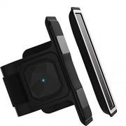 Brassard de Sport ❤ Cardio Shapeheart – Cardiofréquencemètre + Pochette détachable magnétique Iphone, Samsung, Huawei, Honor, Etc.