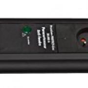 Brennenstuhl Premium Protect Techno Prolongateur avec parasurtenseur/filtre