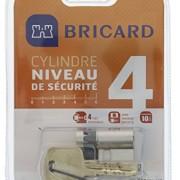 Bricard 18006 Demi-Cylindre de serrure Serial