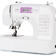 Brother CX70PE (Patchwork Edition) – Machine à coudre électronique avec 70 point (utilitaires, stretch, décoratifs), couture automatique, écran multifonctions