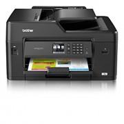 Brother j6530dw Imprimante Multifonctions Jet d'encre Couleur 4en 1(Imprimante, scanner, copieur, fax)