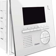 Bticino 344562 Vidéophone avec écran inclinable pour classe 100