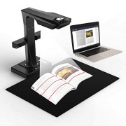 CZUR Scanner pour livres et documents avec OCR intelligent pour Mac et pour Windows