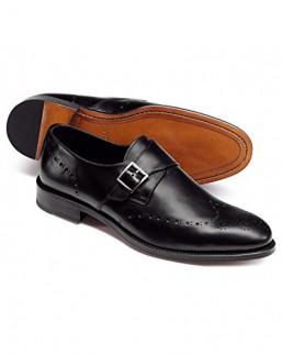 Chaussures À Boucles Noires | 9.5