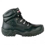 Cofra 80520-000.W36 Ortles S3 HRO SRC Chaussures de sécurité Taille 36 Noir