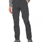Columbia Homme Pantalon de Randonnée Cargo, SILVER RIDGE II CARGO PANTS, Nylon, Gris (Grill), Taille: 30, XO0661