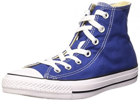 Converse All Star Hi Canvas, Baskets Mixte Adulte