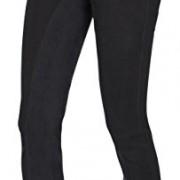 Covalliero Cov. Basic Plus Taille Pantalon d'équitation Jodhpur Pantalon d'équitation pour Femme, Noir, 36