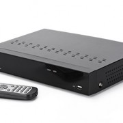DIGITUS Plug&View NVR. 4 channels