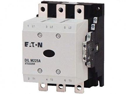 DILM225A/22-RAC240 Contactor3-pole 230VAC NO x3 Leads screw terminals