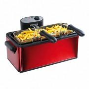 DomoClip DOC149 Maxi Friteuse Rouge 6 L 3000 W