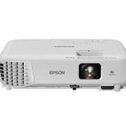 Epson EB-X05 vidéo-projecteur – Vidéo-projecteurs (3300 ANSI lumens, 3LCD, XGA (1024×768), 15000:1, 4:3, 762 – 7620 mm (30 – 300″))