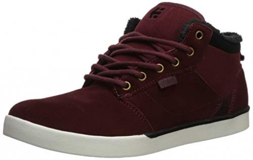 Etnies Jefferson Mid, Baskets Basses Homme