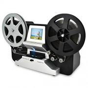 Filmscanner: HD-XL-Film-Scanner & -Digitalisierer für Super 8 und 8 mm, Stand-Alone (8mm Filmscanner)