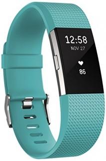 Fitbit – Charge 2 – Bracelet d'activité et de suivi de la fréquence cardiaque