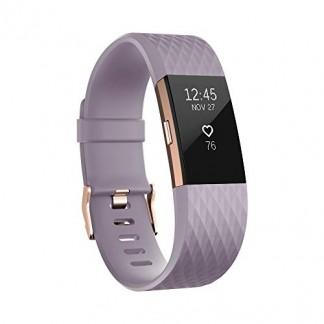 Fitbit – Charge 2 Edition Spéciale – Bracelet d'activité et de suivi de la fréquence cardiaque