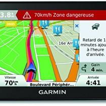 Garmin DriveSmart 70 LMT-D – GPS Auto – Cartes et Trafic gratuits à Vie – (Version UK/Allemagne)