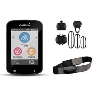 Garmin – Edge 820 – Compteur GPS de vélo – Ecran Couleur Tactile 2,3» – Fonction GroupTrack – Noir
