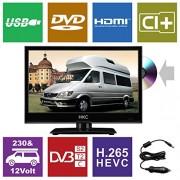 HKC de DVB T2LED TVs