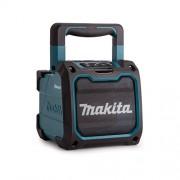 Haut-parleur de chantier Makita DMR200Bluetooth sans fil – bleu/noir