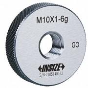Insize 4129–45T Jauge de bague de filetage fin, classe 6G, GO, Iso1502, M45x 2mm