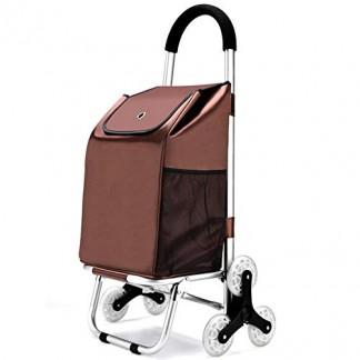 JHC Chariot à Bagages De Chariot à Escaliers De Personnes âgées