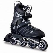 K2 30A0003.1.1.095 F.I.T Rollers en Ligne Noir